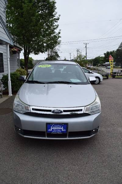 2011 Ford Focus for sale at Coastal Motors in Buzzards Bay MA