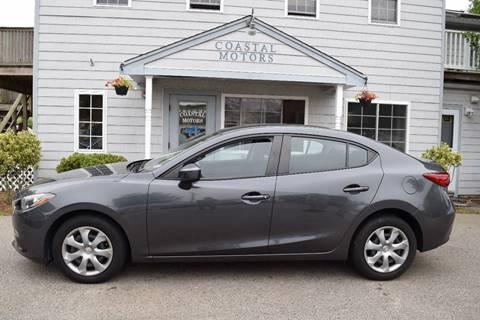 2015 Mazda MAZDA3 for sale at Coastal Motors in Buzzards Bay MA
