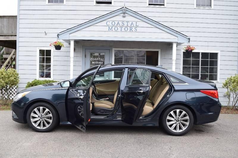 2014 Hyundai Sonata for sale at Coastal Motors in Buzzards Bay MA