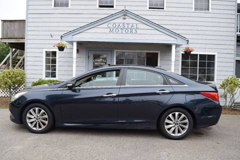 2014 Hyundai Sonata for sale at Coastal Motors in Buzzards Bay MA