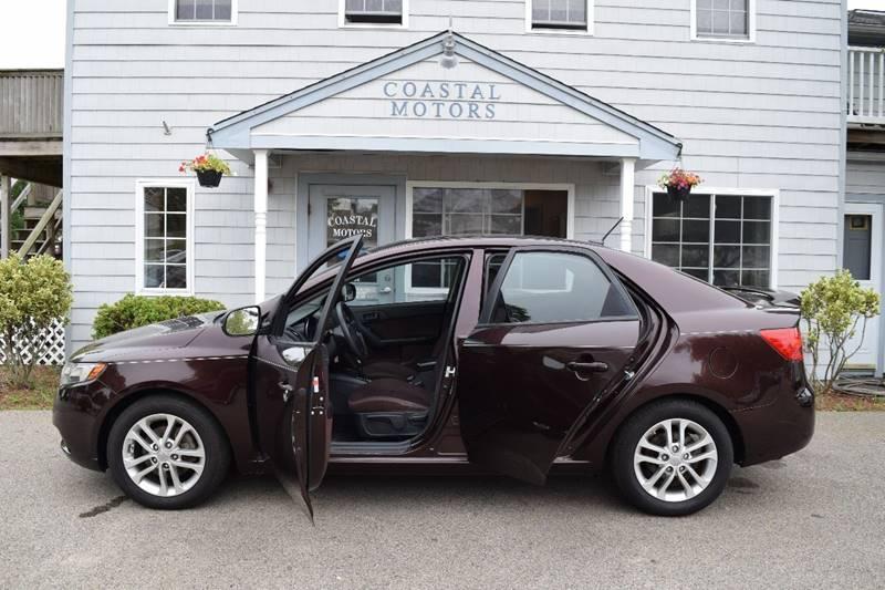 2011 Kia Forte for sale at Coastal Motors in Buzzards Bay MA
