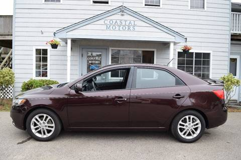 2011 Kia Forte for sale at Coastal Motors in Buzzards Bay MA