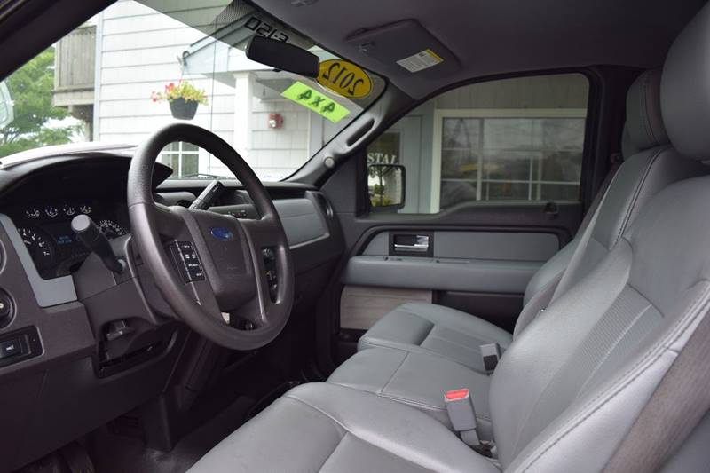 2012 Ford F-150 for sale at Coastal Motors in Buzzards Bay MA