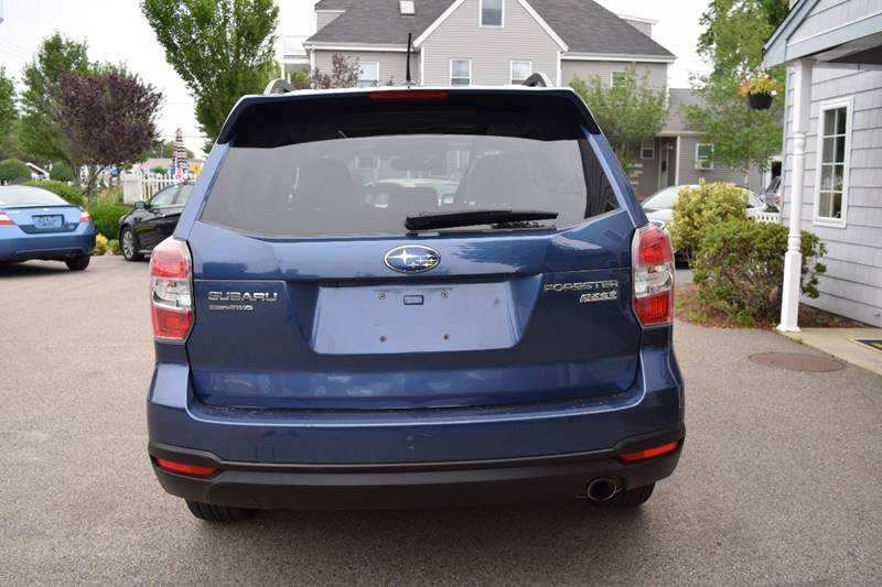 2014 Subaru Forester for sale at Coastal Motors in Buzzards Bay MA