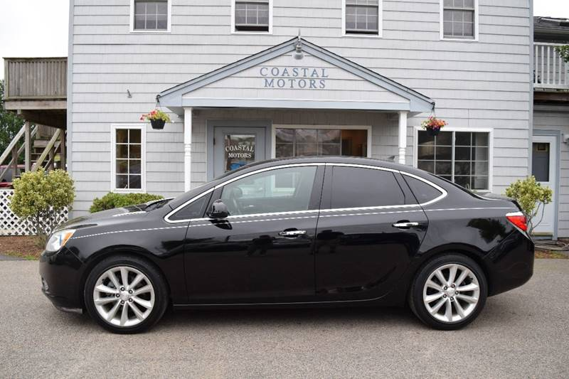 2012 Buick Verano for sale at Coastal Motors in Buzzards Bay MA