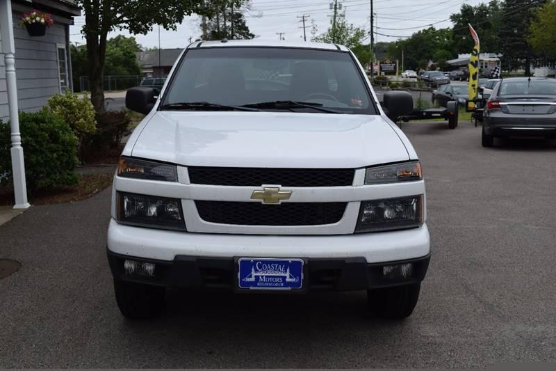 2012 Chevrolet Colorado for sale at Coastal Motors in Buzzards Bay MA