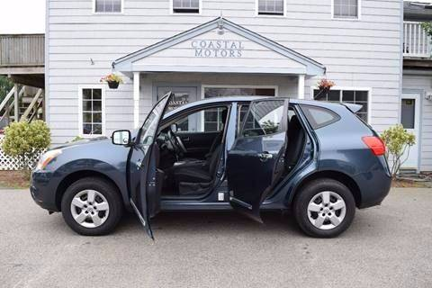 2012 Nissan Rogue for sale at Coastal Motors in Buzzards Bay MA