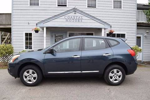 2012 Nissan Rogue for sale at Coastal Motors in Buzzards Bay MA