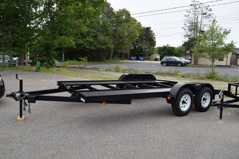 2017 Triple Crown 7x16 for sale at Coastal Motors in Buzzards Bay MA