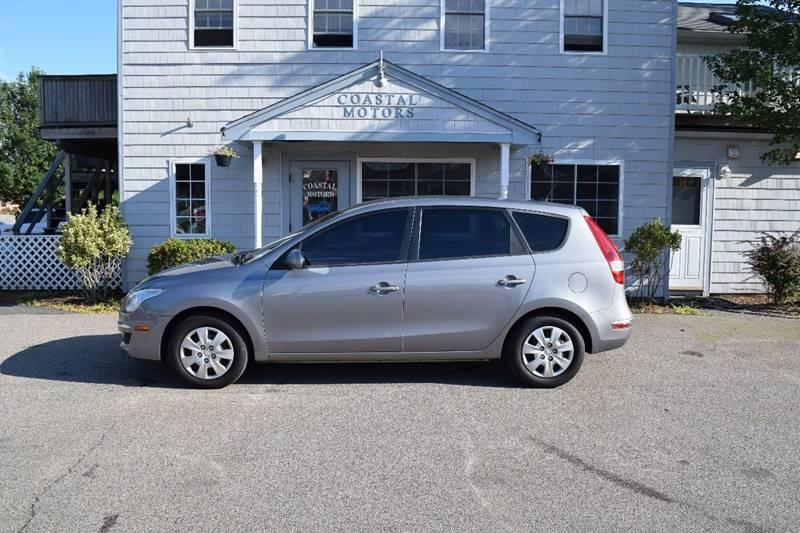 2012 Hyundai Elantra Touring for sale at Coastal Motors in Buzzards Bay MA