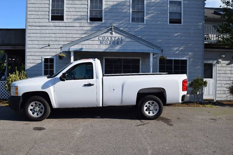 2009 Chevrolet Silverado 1500 for sale at Coastal Motors in Buzzards Bay MA