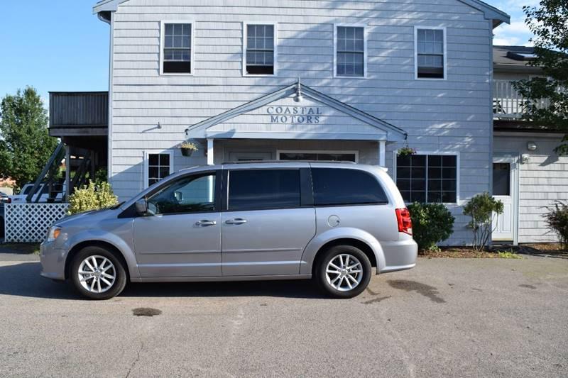 2016 Dodge Grand Caravan for sale at Coastal Motors in Buzzards Bay MA