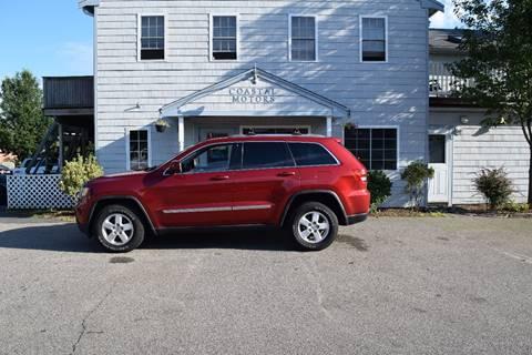 2011 Jeep Grand Cherokee for sale at Coastal Motors in Buzzards Bay MA