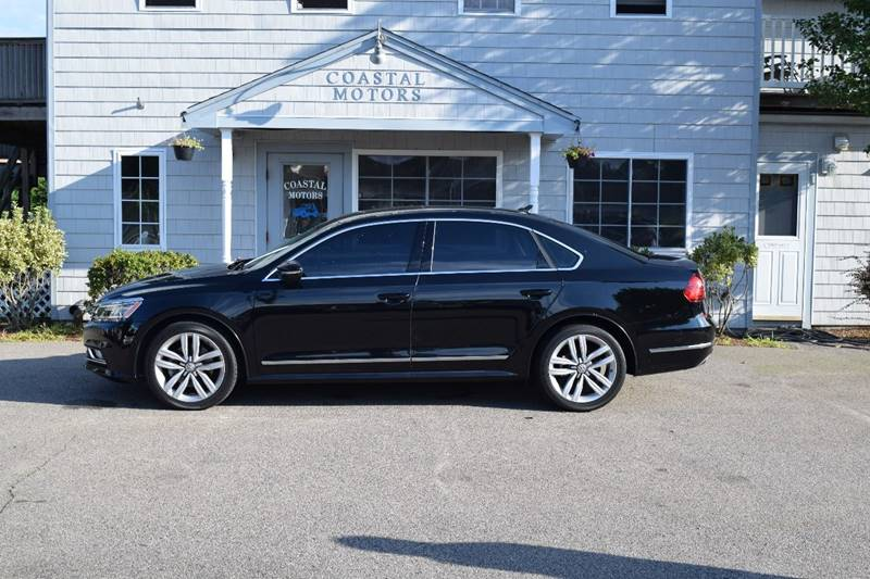 2016 Volkswagen Passat for sale at Coastal Motors in Buzzards Bay MA