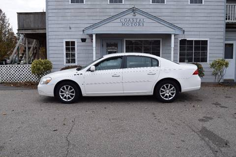 2007 Buick Lucerne for sale at Coastal Motors in Buzzards Bay MA
