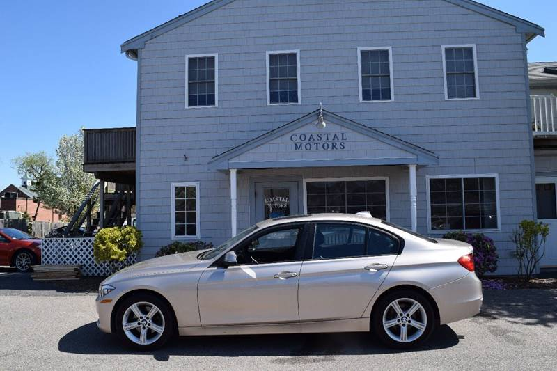 2013 BMW 3 Series for sale at Coastal Motors in Buzzards Bay MA