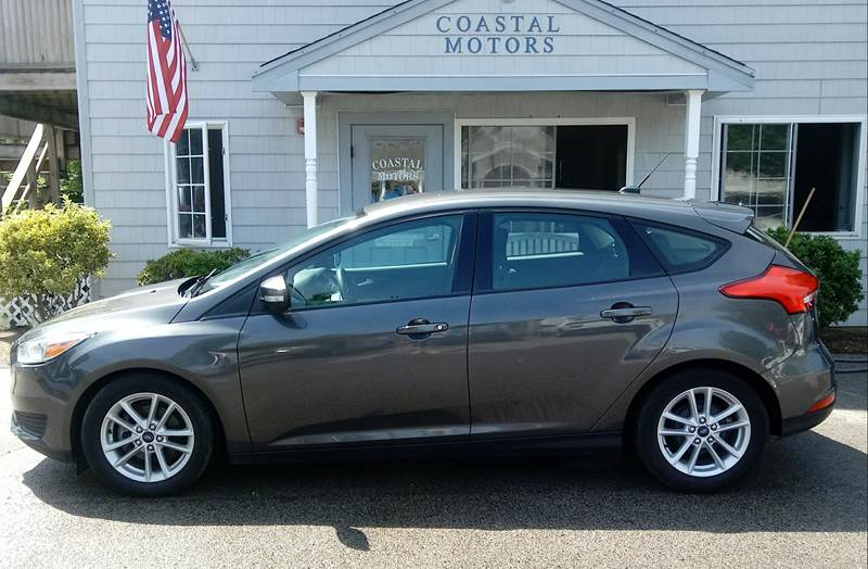 2015 Ford Focus for sale at Coastal Motors in Buzzards Bay MA