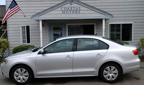 2014 Volkswagen Jetta for sale at Coastal Motors in Buzzards Bay MA