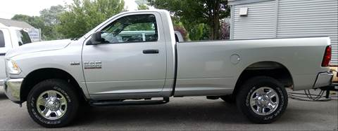 2014 RAM Ram Pickup 2500 for sale at Coastal Motors in Buzzards Bay MA