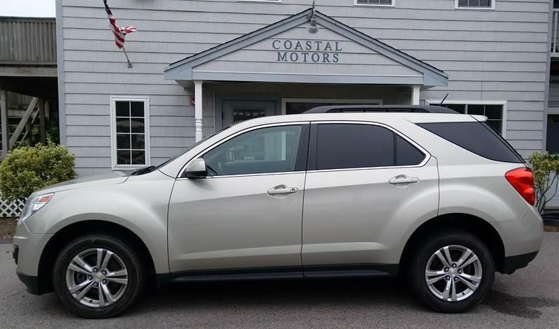 2015 Chevrolet Equinox for sale at Coastal Motors in Buzzards Bay MA