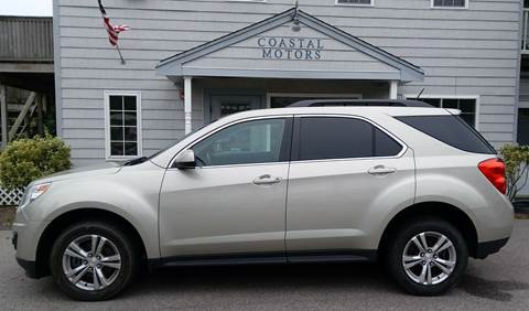 2015 Chevrolet Equinox for sale at Coastal Motors in Buzzards Bay MA