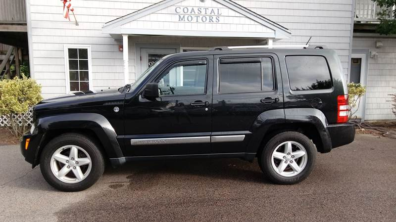 2012 Jeep Liberty for sale at Coastal Motors in Buzzards Bay MA
