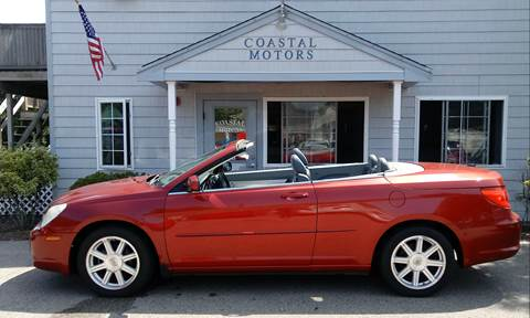 2008 Chrysler Sebring for sale at Coastal Motors in Buzzards Bay MA