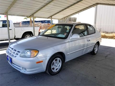 2005 Hyundai Accent For Sale In Bakersfield, CA