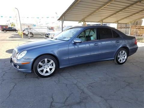 2007 Mercedes Benz E Class For Sale In Bakersfield, CA