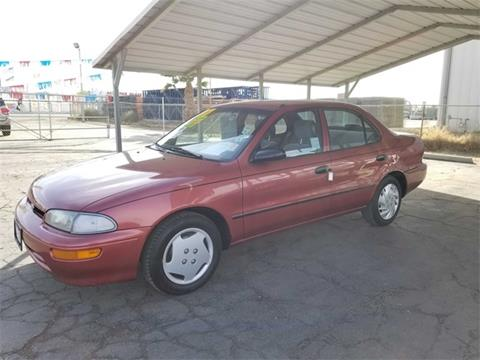 1997 GEO Prizm for sale in Bakersfield, CA