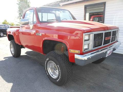 1987 GMC R/V 1500 Series for sale in Hermon, ME