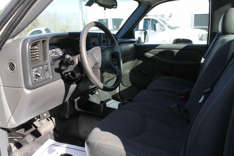 2006 Chevrolet Silverado 1500 Work Truck 2dr Regular Cab 4WD 6.5 ft. SB - Hermon ME