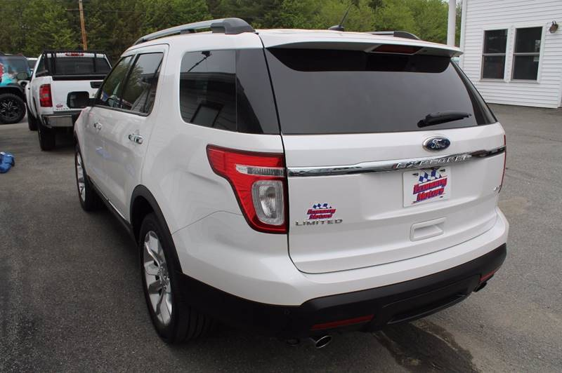 2012 Ford Explorer AWD Limited 4dr SUV - Hermon ME