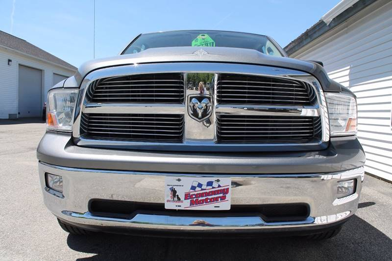 2011 RAM Ram Pickup 1500 4x4 SLT 2dr Regular Cab 6.3 ft. SB Pickup - Hermon ME