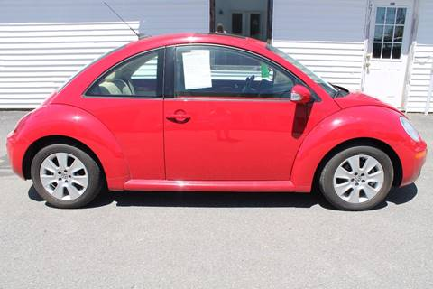 2010 Volkswagen New Beetle for sale in Hermon, ME