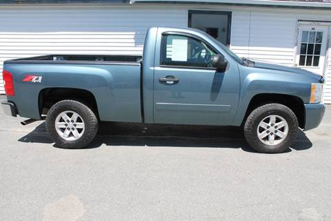 2007 Chevrolet Silverado 1500 for sale in Hermon, ME