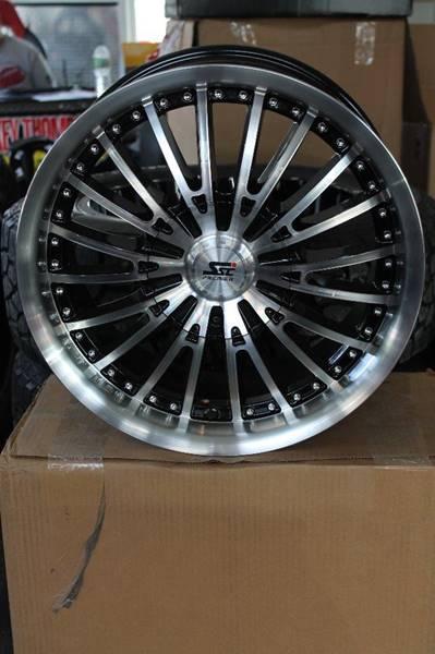 2017 SSC Performance Wheels  - Hermon ME