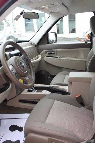 2012 Jeep Liberty 4x4 Sport 4dr SUV - Hermon ME