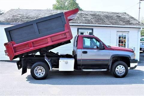 2006 Chevrolet Silverado 3500HD for sale in Hermon, ME