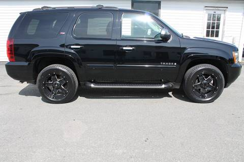 2007 Chevrolet Tahoe for sale in Hermon, ME