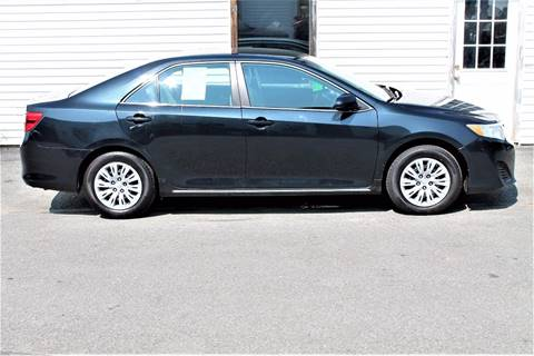 2012 Toyota Camry for sale in Hermon, ME