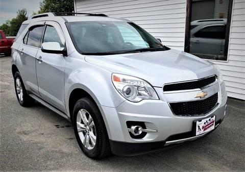 2013 Chevrolet Equinox $14,999