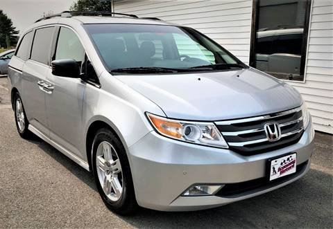 2011 Honda Odyssey $16,999