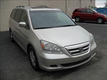 2006 Honda Odyssey for sale in Florence, NJ