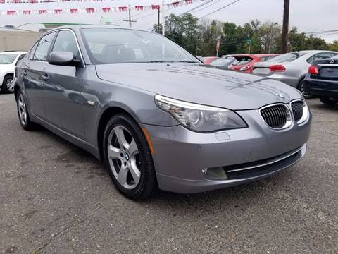 2008 BMW 5 Series for sale in Florence, NJ