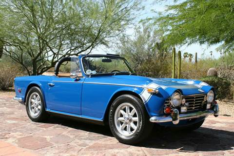 1968 Triumph TR4 for sale in Florence, NJ