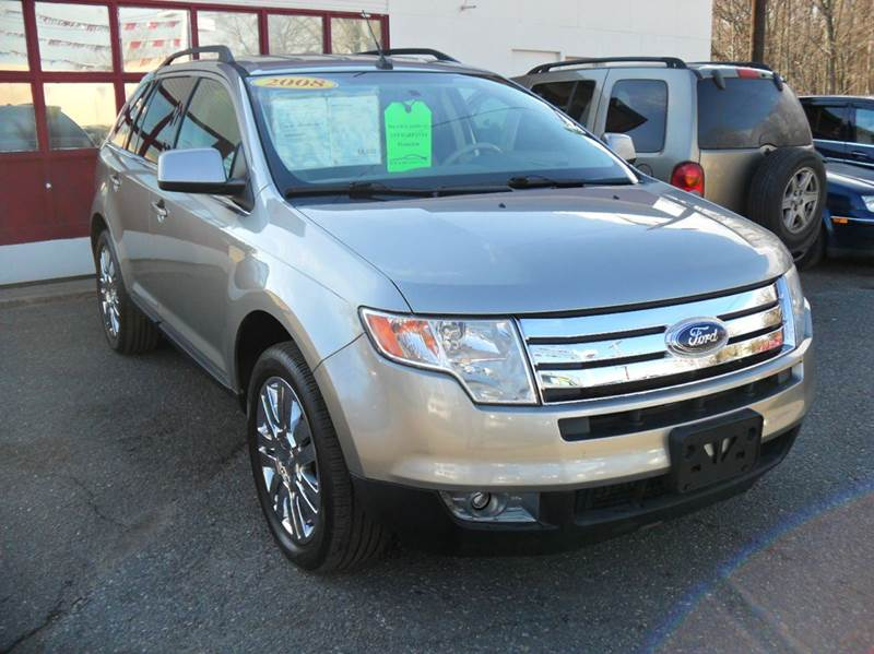 Ford Edge Limited Dr Crossover Florence Nj