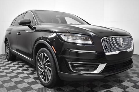 2019 Lincoln Nautilus for sale in Shererville, IN