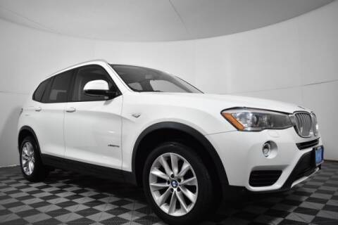 2016 BMW X3 xDrive28i for sale at BMW of Schererville in Shererville IN