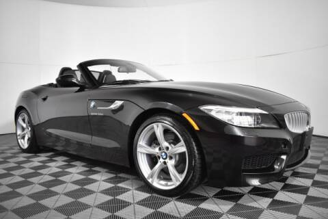 2016 BMW Z4 sDrive35i for sale at BMW of Schererville in Shererville IN